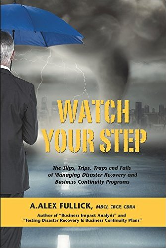 Watch Your Step-FRONT COVER
